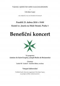 The benefit concert fo LL